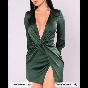 FashionNova Sugar free sexy dress